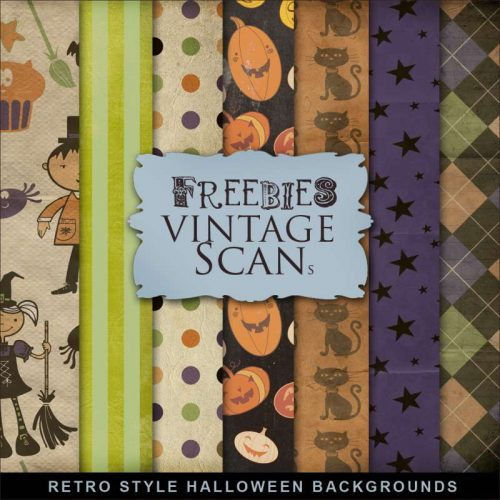 new-freebies-kit-of-retro-halloween-backgrounds