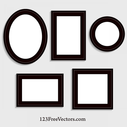 Picture-Frame-Vector