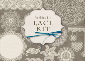 New Freebies Lace Kit