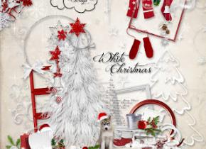 prewiew White Christmas_MoleminaScrap
