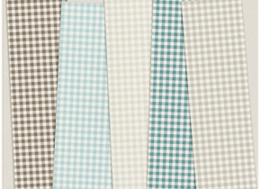 Gingham Blues Free Digital Scrapbooking Papers