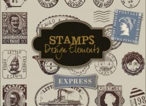 New Freebies Stamps Kit - Scrap Mania Free